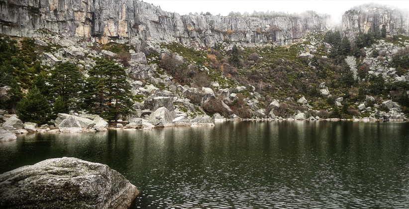 Laguna negra de soria, leyendas y misterios.