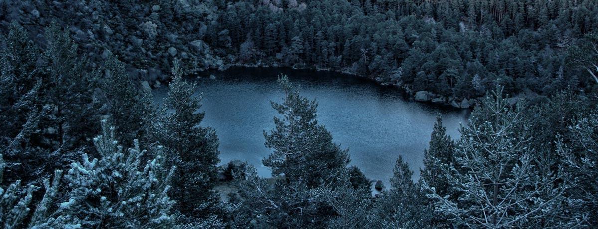 Leyendas de la Laguna Negra de Soria