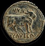 moneda, Ercávica