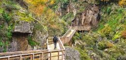 Ruta senderismo Ribeira Sacra