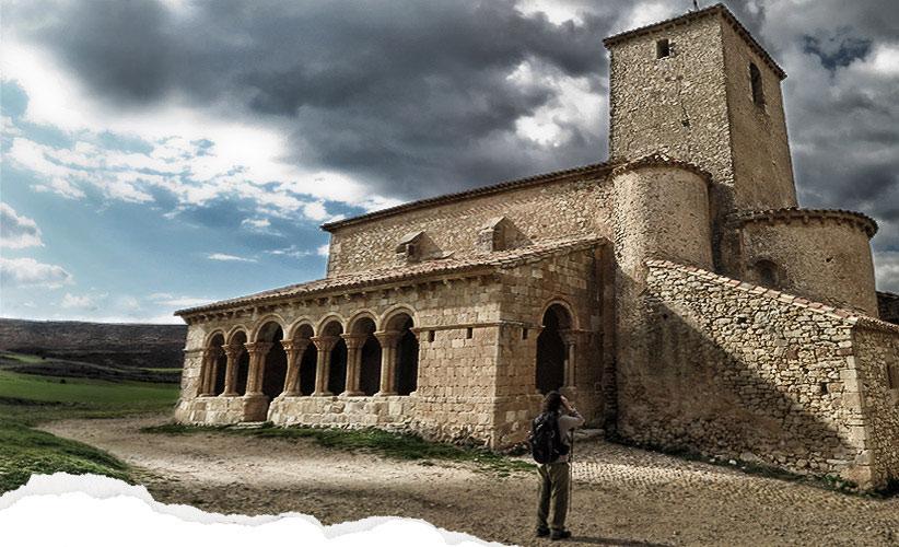 Iglesia de San Pedro de Caracena, Arte Románico