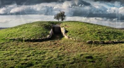 Sedano, dolmen de las Arnillas