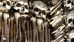la capilla de los huesos de evora