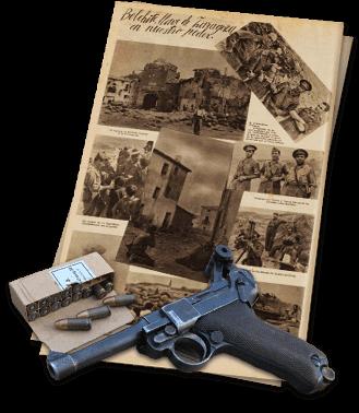 Periódico Belchite Revista Umbral 1937